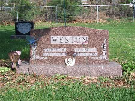 WESTON, LOUISE L. - Monroe County, Iowa | LOUISE L. WESTON