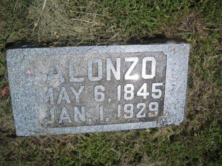 ALLARD, ALONZO - Montgomery County, Iowa | ALONZO ALLARD