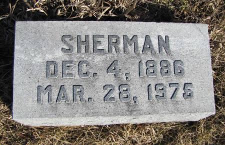 ALLEN, SHERMAN - Montgomery County, Iowa | SHERMAN ALLEN