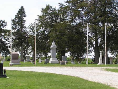ARLINGTON, CEMETERY - Montgomery County, Iowa | CEMETERY ARLINGTON