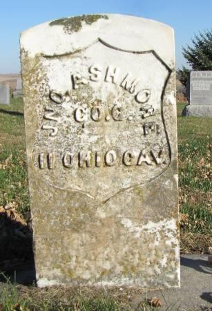 ASHMORE, JOHN WESLEY - Montgomery County, Iowa | JOHN WESLEY ASHMORE