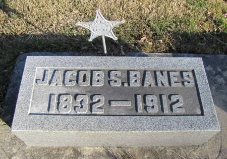 BANES, JACOB - Montgomery County, Iowa | JACOB BANES
