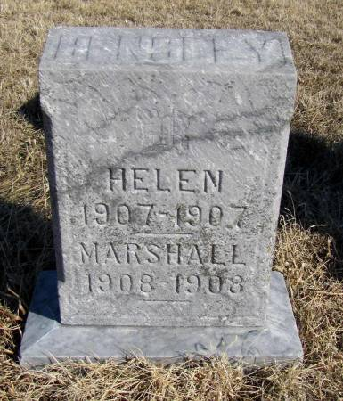 BENSLEY, HELEN - Montgomery County, Iowa | HELEN BENSLEY