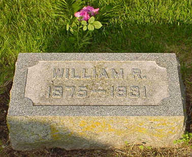 BOGGESS, WILLIAM R. - Montgomery County, Iowa | WILLIAM R. BOGGESS