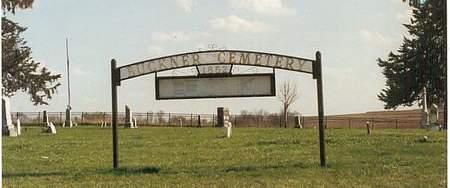 BUCKNER, CEMETERY - Montgomery County, Iowa   CEMETERY BUCKNER