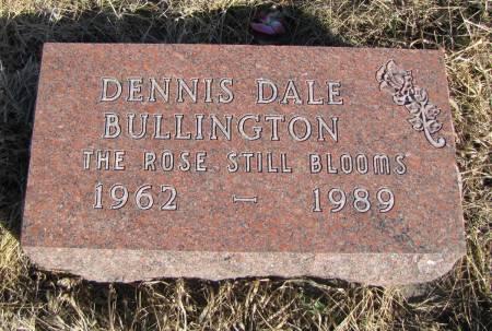 BULLINGTON, DENNIS DALE - Montgomery County, Iowa | DENNIS DALE BULLINGTON