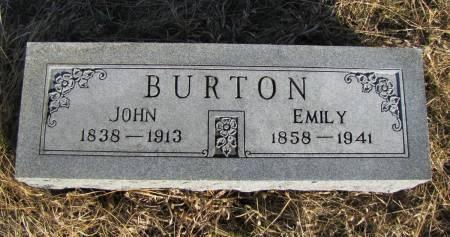 BOTTOMLEY BURTON, EMILY - Montgomery County, Iowa | EMILY BOTTOMLEY BURTON