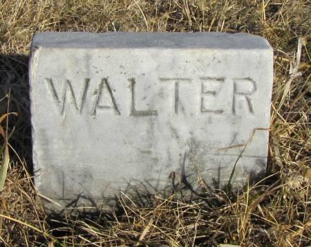 BURTON, WALTER R - Montgomery County, Iowa | WALTER R BURTON