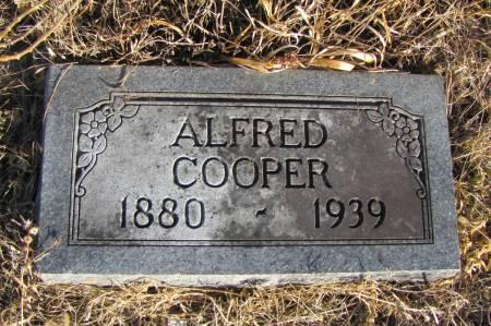 COOPER, ALFRED - Montgomery County, Iowa   ALFRED COOPER