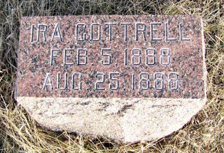 COTTRELL, IRA - Montgomery County, Iowa   IRA COTTRELL
