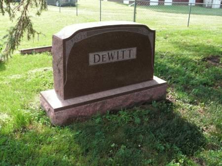 DEWITT, ALTA S - Montgomery County, Iowa | ALTA S DEWITT