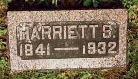 BRIGHT DRAGOO, HARRIETT SAMANTHA - Montgomery County, Iowa | HARRIETT SAMANTHA BRIGHT DRAGOO