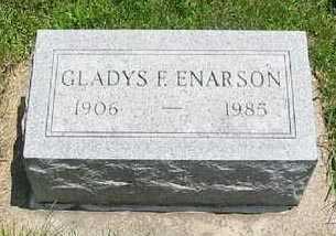 ENARSON, GLADYS - Montgomery County, Iowa | GLADYS ENARSON