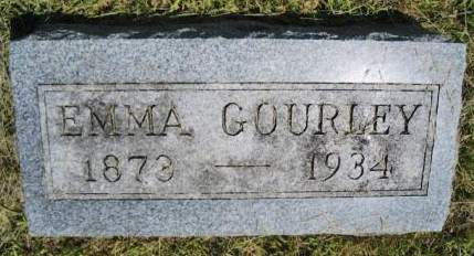 BROWN GOURLEY, EMMA - Montgomery County, Iowa | EMMA BROWN GOURLEY