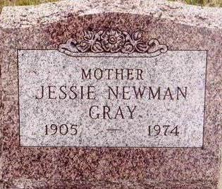 GRAY, JESSIE - Montgomery County, Iowa | JESSIE GRAY