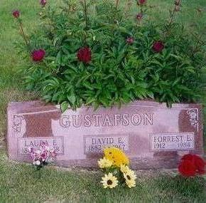 GUSTAFSON, FORREST - Montgomery County, Iowa   FORREST GUSTAFSON