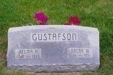 GUSTAFSON, OSCAR - Montgomery County, Iowa | OSCAR GUSTAFSON