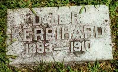 KERRIHARD, DALE R. - Montgomery County, Iowa   DALE R. KERRIHARD