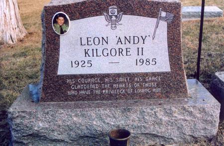 KILGORE, LEON