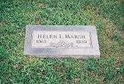 MEWHIRTER MARSH, HELEN - Montgomery County, Iowa   HELEN MEWHIRTER MARSH