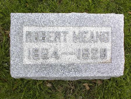 MEANS, ANDREW ROBERT - Montgomery County, Iowa | ANDREW ROBERT MEANS