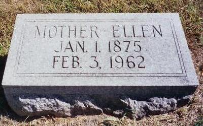 PEHRSON, ELLEN - Montgomery County, Iowa | ELLEN PEHRSON