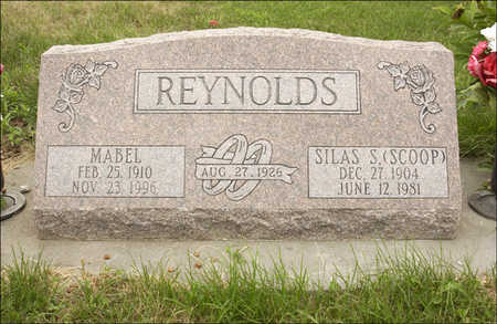 REYNOLDS WESTON, MABLE - Montgomery County, Iowa | MABLE REYNOLDS WESTON