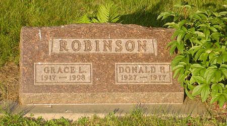 ROBINSON, DONALD - Montgomery County, Iowa | DONALD ROBINSON