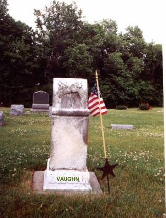 VAUGHN, HOLDEN T. - Montgomery County, Iowa | HOLDEN T. VAUGHN