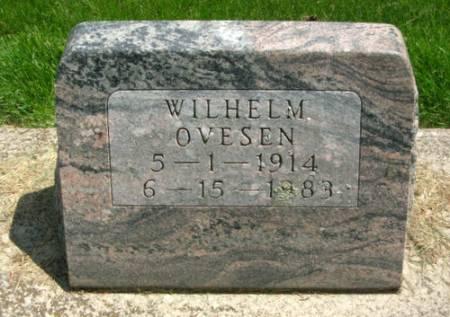 OVESEN, WILHELM - Muscatine County, Iowa | WILHELM OVESEN