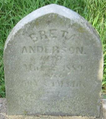 ANDERSON, BRETA - Muscatine County, Iowa | BRETA ANDERSON