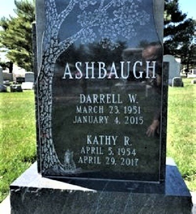 CAMP ASHBAUGH, KATHY RHAE - Muscatine County, Iowa | KATHY RHAE CAMP ASHBAUGH