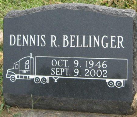 BELLINGER, DENNIS R. - Muscatine County, Iowa | DENNIS R. BELLINGER