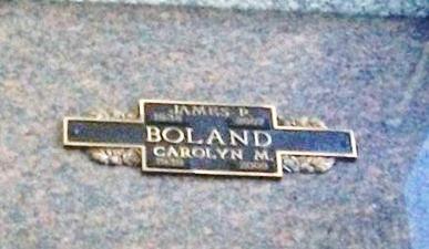 BOLAND, CAROLYN MAE - Muscatine County, Iowa | CAROLYN MAE BOLAND