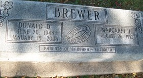 BREWER, DONALD DEAN - Muscatine County, Iowa   DONALD DEAN BREWER