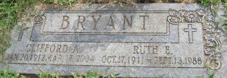 BRYANT, CLIFFORD A. - Muscatine County, Iowa | CLIFFORD A. BRYANT
