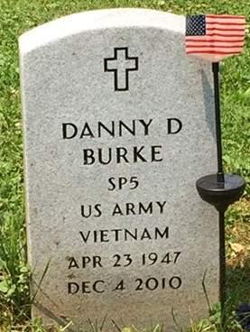 BURKE, DANNY D. - Muscatine County, Iowa | DANNY D. BURKE