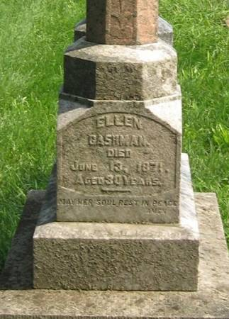 CASHMAN, ELLEN - Muscatine County, Iowa | ELLEN CASHMAN