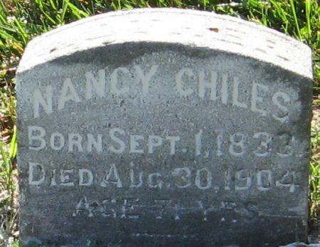 CHILES, NANCY - Muscatine County, Iowa   NANCY CHILES
