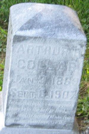 COLLAR, ARTHUR B. - Muscatine County, Iowa | ARTHUR B. COLLAR