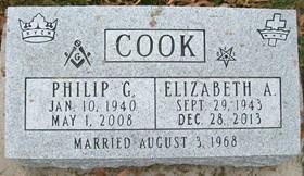 COOK, ELIZABETH ANN