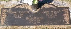 MARTIN, JANET - Muscatine County, Iowa | JANET MARTIN