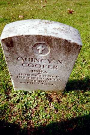 COOPER, QUINCY N. - Muscatine County, Iowa | QUINCY N. COOPER