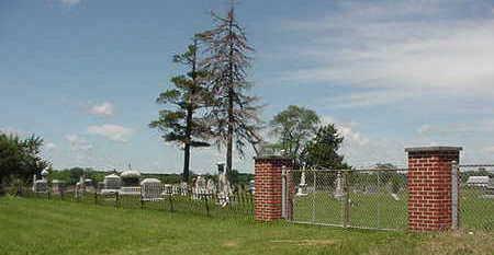 CRANSTON, CEMETERY - Muscatine County, Iowa   CEMETERY CRANSTON