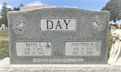 DAY, DAVID I. - Muscatine County, Iowa | DAVID I. DAY