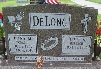 DELONG, GARY M.