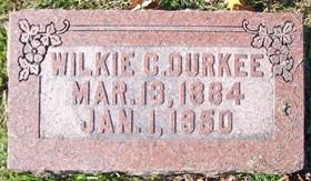 DURKEE, WILKIE C. - Muscatine County, Iowa | WILKIE C. DURKEE
