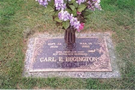 EDGINGTON, CARL E. - Muscatine County, Iowa | CARL E. EDGINGTON