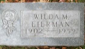 LOSSING EIERMAN, WILDA MARIE - Muscatine County, Iowa | WILDA MARIE LOSSING EIERMAN