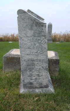 EIS, ELIZABETH - Muscatine County, Iowa | ELIZABETH EIS